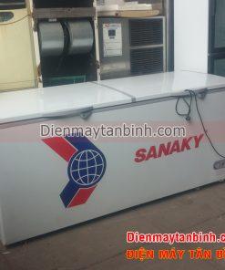 bán tủ đông cũ 800 lít sanaky