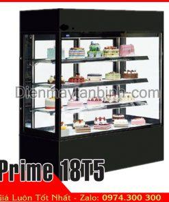 tủ bánh kem 5 tầng 1,8m