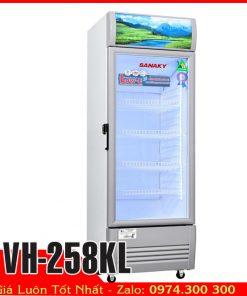 tủ mát anaky VH-258KL