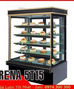 Tủ bánh kem 5 tầng trung quốc