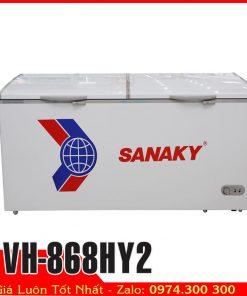 Tủ đông Sanaky 800 lít VH-868HY2