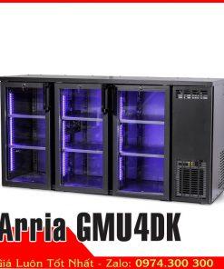 Tủ mát âm kệ 3 cửa kính Arria GMU4DK