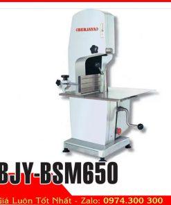 máy cửa xương thực phẩm đông lạnh công nghiệp Berjaya BJY-BSM650