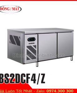 Bàn đông mát inox Berjaya BS2DCF4/Z dài 1,2m