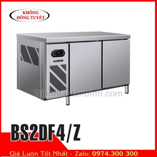 Bàn đông inox Berjaya BS2DF4/Z dài 1,2m