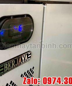 Bàn đông inox Berjaya BS2DF5/Z dài 1,5m