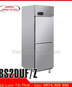 Tủ đông đứng 2 cánh Berjaya BS2DUF/Z || Tủ đông công nghiệp