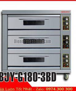 lò nướng công nghiệp berjaya BJY-G180-3BD giá rẻ