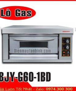lò nướng gas 1 tầng 2 khay Berjaya BJY-G60-1BD