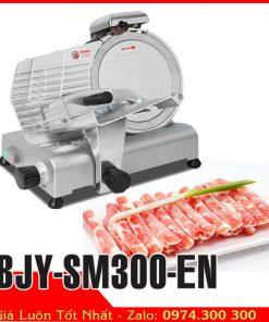 máy thái cắt thịt lát đông lạnh Berjaya BJY-SM300-EN