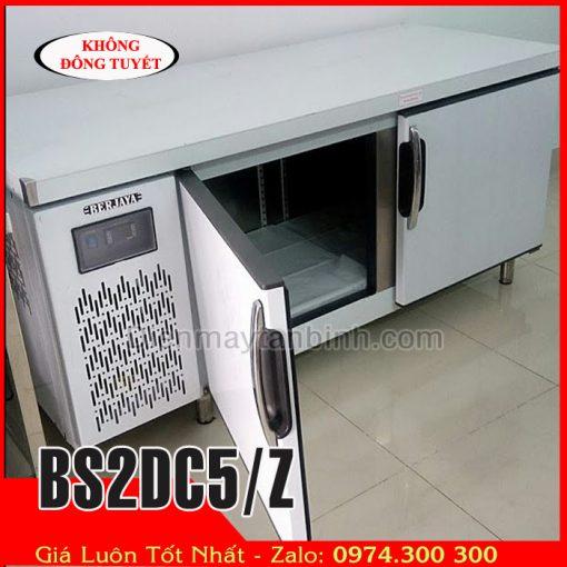 Bàn mát inox Berjaya BS2DC5/Z dài 1,5m