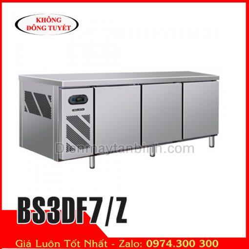 Bàn đông inox Berjaya BS3DF7/Z dài 2,1m