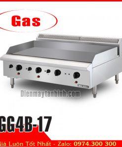 Bếp chiên rán phẳng dùng gas Berjaya GG4B-17