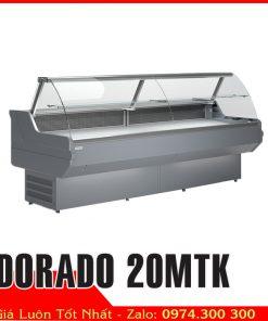 tủ đông mềm trưng bày thịtDORADO 20MTK