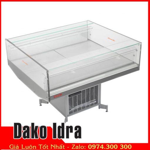 tủ mát trưng bày thức ăn tự chọn Dako Idra