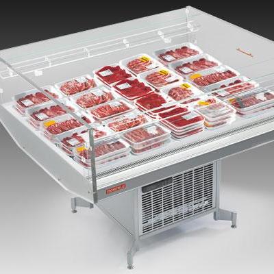 tủ mát trưng bày thức ăn tự chọn Dako Idra2