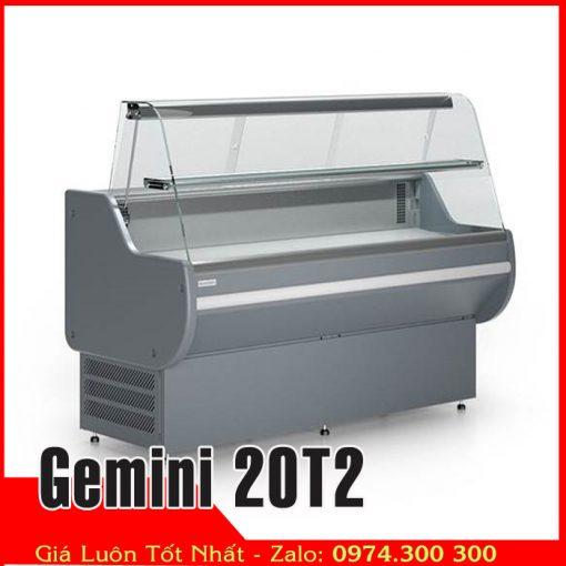 quầy lạnh bán thức ăn nhanh Gemini 20T2