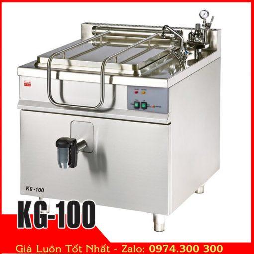 Máy nấu nước sôi bằng gas KG-100