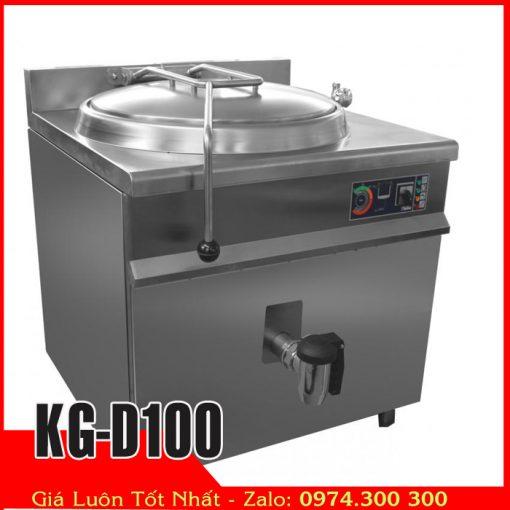 máy nấu nước sôi công nghiệp bằng điệnKG-D100