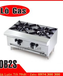 Bếp âu Berjaya 2 họng gas OB2S