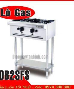 Bếp âu 2 họng gas Berjaya OB2SFS