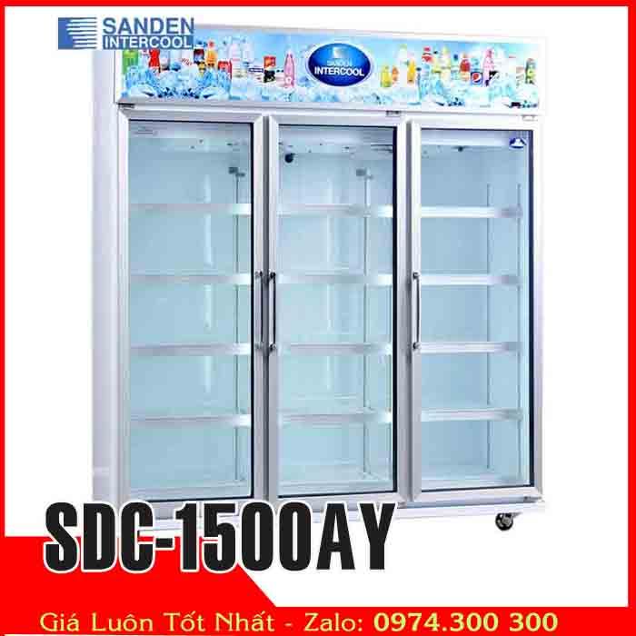 Tủ mát trưng bày trái cây 1500 lít SDC-1500AY