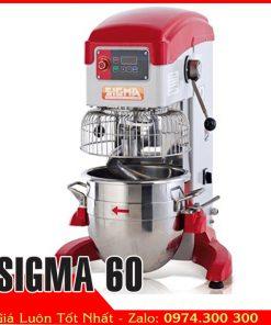 Cối trộn bột 60 lít SIGMA 60