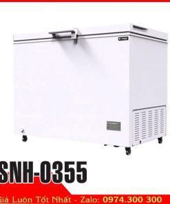 tủ đông 350 lít Sanden SNH-0355