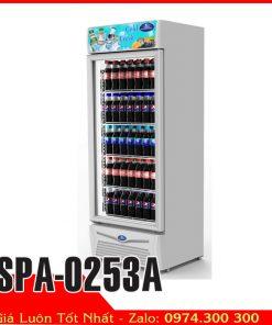 Tủ mát sanden intercool SPA-0253A