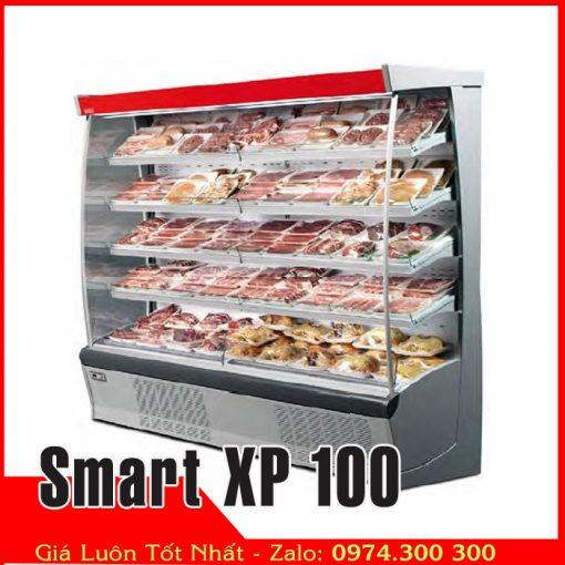 Tủ mát trưng bày thịt heo tự chọn Smart XP 100