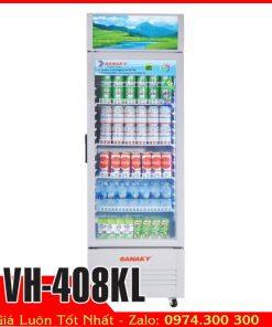 tủ mát sanaky 400 lít VH-408KL