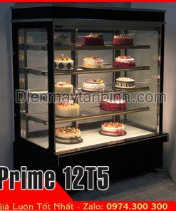 tủ bánh kem 5 tầng 1m2 giá rẻ