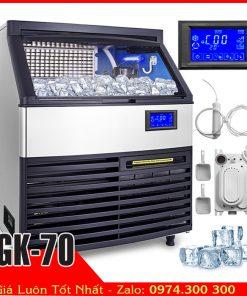 Máy làm đá viên Mini Cà Phê 70kg/ngày GK-70