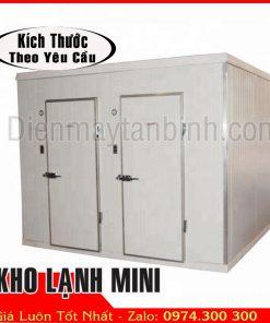 lắp kho lạnh mini 2000x4000 giá rẻ