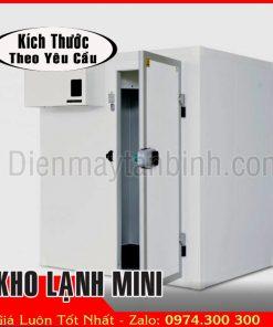 lắp đặt kho lạnh mini giá rẻ