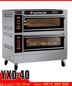 Lò nướng bánh 2 tầng 4 khay thouthstar YXD-40