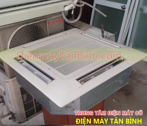 bán máy lạnh cũ Daikin âm trần 5hp