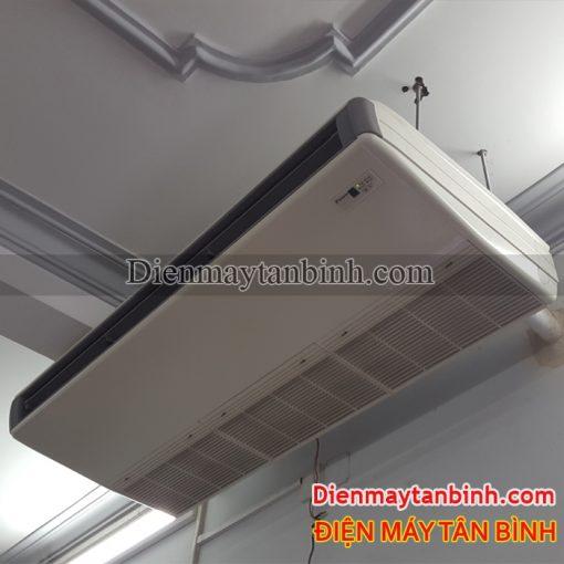 máy lạnh áp trần cũ Dakin 5hp