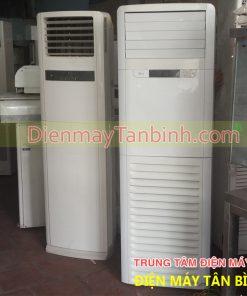 Máy lạnh tủ đứng LG 5Hp cũ