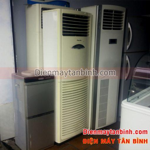 Máy lạnh cũ tủ đứng 3hp