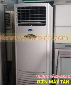 Máy lạnh tủ đứng Reetech 5hp cũ