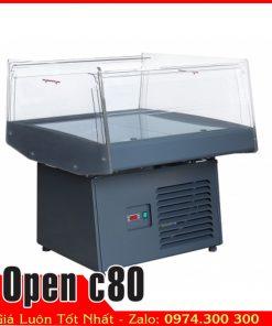 Tủ mát trưng bày tự phục vụ open-c80