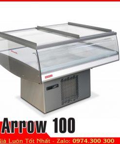 tủ mát trưng bày thực phẩm tự chọn Arrow 100