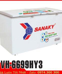 tủ đông sanaky VH-6699HY3