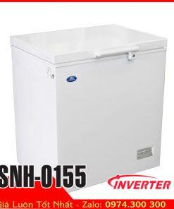 tủ đông 150 lít sanden snh-0155 trử thực phẩm gia đinh