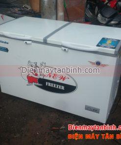 Tủ đông Alaska 400 lít Gas R600 tiết kiệm điện