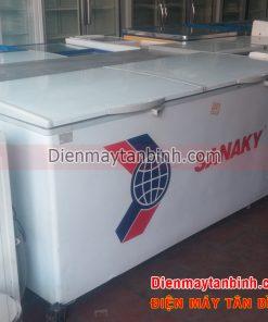 tủ đông 800 lít cũ thanh lý