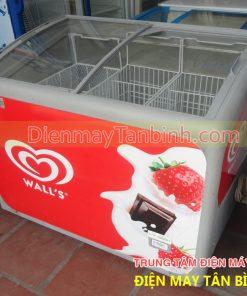 tủ đông kem wall merino cũ