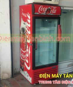 Tủ mát cũ Coca Cola 250 lít