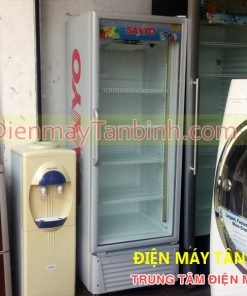 Tủ mát cũ Sanyo 400L lít